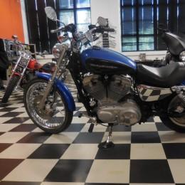 Harley-Davidson XL883C -04 H.5400e myyty!!!