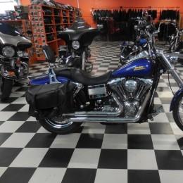 Harley-Davidson FXDWG 1584 -07 H.12800 myyty!!