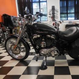 Harley-Davidson XL1200C -07 H.7900e myyty!!