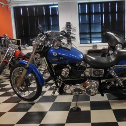 Harley-Davidson FXDWG 1450 -02 H.8500e