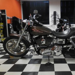 Harley-Davidson FXDL 1450 -03 H.7400e myyty!!