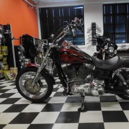 Harley-Davidson FXDC 1584 -09 H.10999e