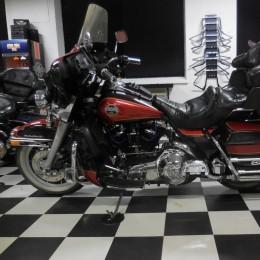 Harley-Davidson FLHTC 1340 -93 H.7800e myyty!!