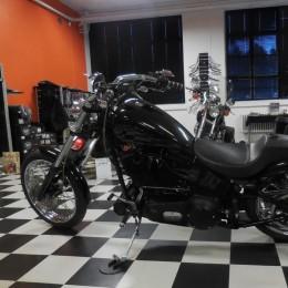 Harley-Davidson FXST 1450 -02 H.11500e myyty!!