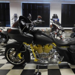 Harley-Davidson FLTR 1584 -08 H.13800e myyty!!