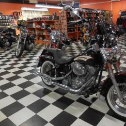 Harley-Davidson FLSTI1450 -06 H.10800e myyty!!