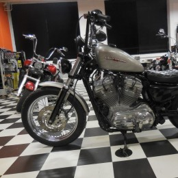 Harley-Davidson XL 883 Low -07 H. 5800e myyty!!