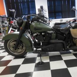 Harley-Davidson FLSTF 1340 -95 H.8900e myyty!!