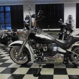 Harley-Davidson FLSTC 1340 -92 H.7800e myyty!!
