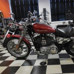 Harley-Davidson XL1200 Custom -04 H.5800e