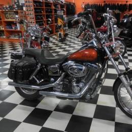 Harley-Davidson FXDWG 1450 -01 H.8900e