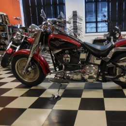 Harley-Davidson FLSTF 1340 -99 H.8900e myyty!!
