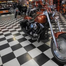 Harley-Davidson FXSTC 1340 -92 H.8900e myyty!!