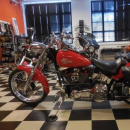 Harley-Davidson FXST 1450 -01 H.14800e