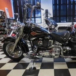 Harley-Davidson FLSTC 1340 -98 H.8900e myyty!!