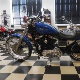 Harley-Davidson XL1200C -97 H.5200e myyty!!