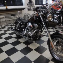 Harley-Davidson FXD 1450 -01 H.8900e myyty!!