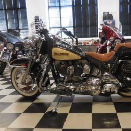 Harley-Davidson FLSTC 1340 -89 H.8900e