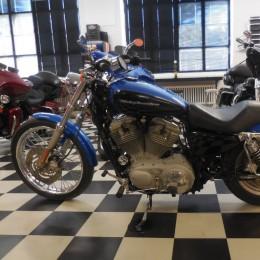 Harley-Davidson XL883C -04 H.5400e myyty!!