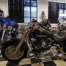 Harley-Davidson FLHRS 1450 -04 H.11800e