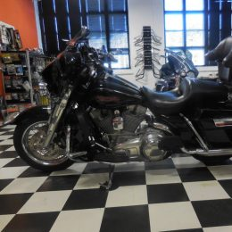 Harley-Davidson FLHTI 1584 -08 H.16400E