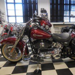 Harley-Davidson FLSTC 1450 -04 H.11800e