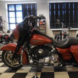 Harley-Davidson FLHX 1584  -09 H.17900e