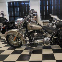 Harley-Davidson FLSTC 1584 -09 H.12850e