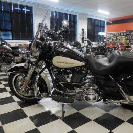 Harley-Davidson Police Road King -17 H.22850e myyty!!