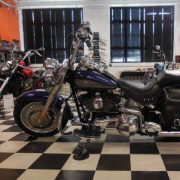 Harley-Davidson FLSTF 1584 -08 H.11850e Myyty!!
