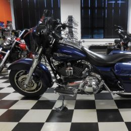 Harley-Davidson FLHX 1584 -07 H.11450e myyty!!