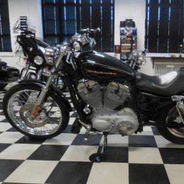 Harley-Davidson XL883C -07 H.5450e myyty!!