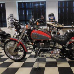 Harley-Davidson FXSTC 1340 -98 H.8200e myyty!!