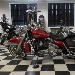 Harley-Davidson FLHRC 1450 -00 H.8750e myyty!!