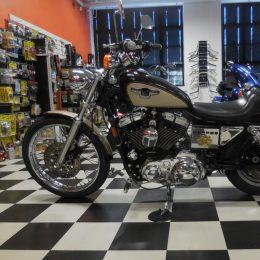 Harley-Davidson XL1200C -98 H.4850e myyty!!