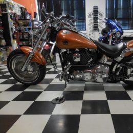 Harley-Davidson FXSTC 1340 -92 H.7450e myyty!!