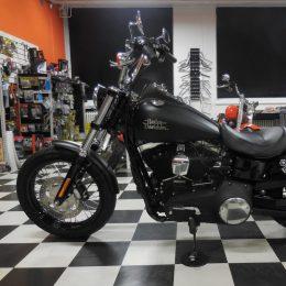Harley-Davidson FXDB 1584 -13 H.13850e myyty!!