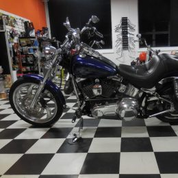 Harley-Davidson FXSTC 1584 -07 H.11750e