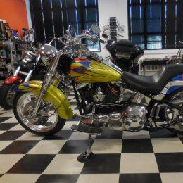 Harley-Davidson FXSTC 1450 -92 H.8950e myyty!!!