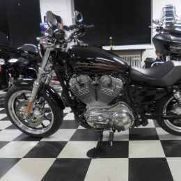 Harley-Davidson XL883 Super Low -11 H.7800e
