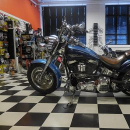 Harley-Davidson FLSTC 1450 -03 H.11650e