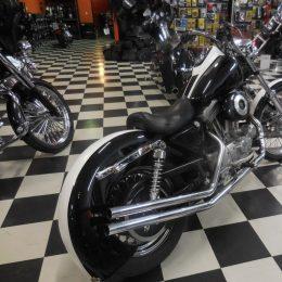 Harley-Davidson XL 833 -99 H.4200e myyty!!