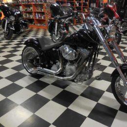Harley-Davidson FXST 1450 -03 H. 11850e myyty!!