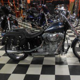 Harley-Davidson FXST 1450 -03 H.10850e myyty!!