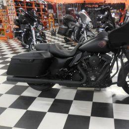 Harley-Davidson Road Glide 103 -15 H.22450e myyty!!