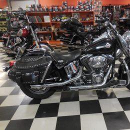 Harley-Davidson FLSTC 1450 -04 H.10800e