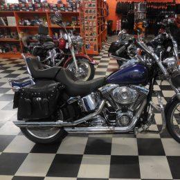 Harley-Davidson FXSTC 1584 -07 H.10850e