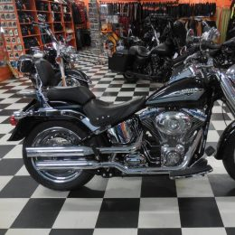 Harley-Davidson FLSTF 1584 -09 H.13800e MYYTY!!