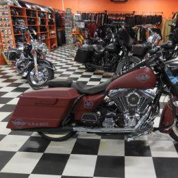 Harley-Davidson FLHR 1450 -04 H.11800e MYYTY!!