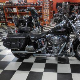 Harley-Davidson FLSTCI 1450 -06 H.8900e myyty!!
